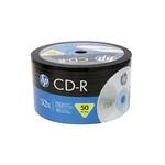 HP 52x CD-R 700MB 50 Adet Yazılabilir CD (CRE00070-3)