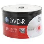 HP 16x DVD-R 4.7GB 50 Adet Yazılabilir DVD (DME00070-3)