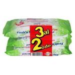 Fresh'n Soft Antibakteriyel Islak Cep Mendili 3 Al 2 Öde