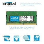 Crucial 8GB DDR4 2400MHz NB CT8G4SFD824A