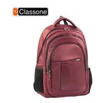 "Classone BP-L102 Milano 15.6"" Laptop Çantası - Bordo"