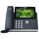 Yealink SIP-T48S IP PHONE 7 INC 800X480 COLOR TOUCH SCREEN 2PORTXGIGABIT (POE) 1XUSB