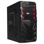 Redrock A808BR 300w Gaming Kasa - Siyah/Kırmızı