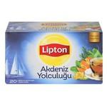 Lipton Bardak Poşet Çay Akdeniz Yolculuğu 20 Adet