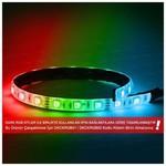Dark DKCFLED Ultra Bright RGB LED Şerit (21x LED) (RGB Kit Uyumlu - 4pin Bağlantılı)