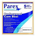 Parex Professional Cam Bezi 5 Adet