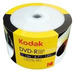 Kodak 16x DVD-R 4.7GB 50 Adet Yazılabilir DVD (1410150)