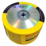 Kodak 16x DVD+R 4.7GB 50 Adet Yazılabilir DVD (1310150)