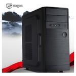 Nagas A252 250w SSD Ready ATX Kasa - Siyah