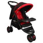 Mcrae Mc 815 Triple Jogger 3 Tekerlekli Lux Bebek Arabası - Kırmızı