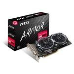 MSI Radeon RX 580 Armor 4G OC 4GB Ekran Kartı