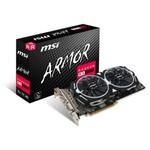 MSI Radeon RX 580 Armor 8G 8GB Ekran Kartı