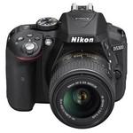 Nikon 18208946211 D5300 + AF-P 18-55 Non VR