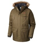 Columbia We4120 Barlow Pass 550 Turbodown Jacket Erkek Mont WE4120-21