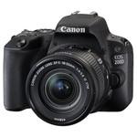 Canon 4549292092707 200D & 18-55 DC STM LENS