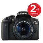 Canon 4549292100280 Eos 750d & 18-55 Dc Stm Lens