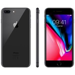 Apple iPhone 8 Plus 256GB Cep Telefonu - Uzay Gri (MQ8P2TU-A)