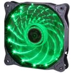GAMEPOWER 12cm Yeşil LEDli Fan (GF-12G)