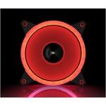 GAMEPOWER 12cm Kırmızı Ring LEDli Fan (GF-30R)