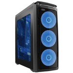 Hiper Harmony Mid Tower Gaming Kasa