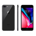 Apple iPhone 8 Plus 64GB Cep Telefonu - Uzay Gri (MQ8L2TU-A)
