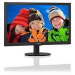 "Philips 243V5QSBA 23.6"" 8ms Full HD Monitör (243V5QSBA-01)"