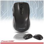 PowerGate PG-R521 Kablosuz Nano Mouse - Siyah