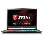 MSI GS73VR 7RF-442XTR i7-7700HQ 16GB 256SSD+1TB