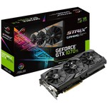 Asus Rog Strix Geforce Gtx 1070 Ti Advanced, Rog-strıx-gtx1070tı-a8g-gamıng 8gb Ekran