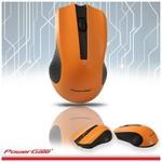 PowerGate PG-R530S Kablosuz Nano Mouse - Turuncu