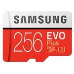 Samsung 256gb Msd Evo Plus Mb-mc256ga/eu