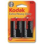 Kodak KDHZ-2-30946385 2 Adet Blis Ambalaj Çinko Karbon Büyük 0