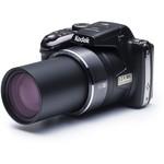 Kodak AZ527-BK 20MP 52x Optik Zoom Fotoğraf Makinesi Siyah