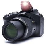 """Kodak AZ652-BK 20 MP Camera 65x Optik 3""""LCD 1080p Siyah"""