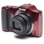 Kodak FZ152-RD 16MP 15xOptik Zoom Fotoğraf Makinesi Kırmızı