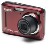 Kodak FZ43-RED 16MP 4x Optik Zoom Fotoğraf Makinesi Kırmızı