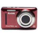Kodak FZ53-RD 16MP 5x Optik Zoom Fotoğraf Makinesi Kırmızı
