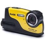 Kodak WP1-YL 16MP 2X Dijital Zoom Su Altı Fotoğraf Makinesi Sarı