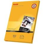 Kodak CAT9891-016 260 gr/m2 10x15 100'lü Paket Inkjet Fotoğraf Kağıdı