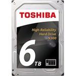 Toshiba 6TB N300 NAS Hard Disk (HDWN160UZSVA)