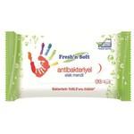 Fresh'n Soft Islak Mendil Antibakteriyel 60 Yaprak