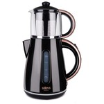 Stilevs Çays CM-16 Siyah Çay Makinesi
