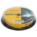 Kodak 4x DVD+RW 4.7GB 10 Adet Yazılabilir DVD (1710310)