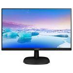 Philips 273V7QJAB-00 27 IPS 1920x1080 5ms VGA-DP-HDMI 2Wx2 Hoparlörlü Dar Çerçeveli
