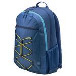 HP 1LU24AA Active Backpack 15.6'' Navy Blue-yellow /