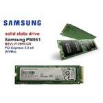 Samsung PM951, 128 GB, M.2 PCIe Solid State Drive - BULK -