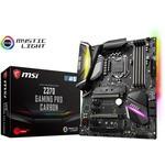 MSI Z370 Gaming Pro Carbon Intel Anakart