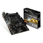 MSI A320M Pro-VD-S AMD Anakart