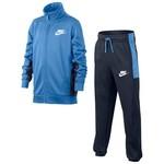 Nike 856206-412 B Nsw Trk Suıt Pac Poly Çocuk Eşofman Takımı 8562