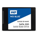 "WD Blue PC SSD 500 GB 2.5"" SATA SSD Disk -"
